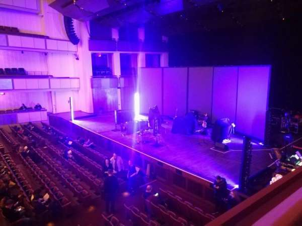 The Kennedy Center Concert Hall, sección: Box Tier, fila: 50, asiento: 4
