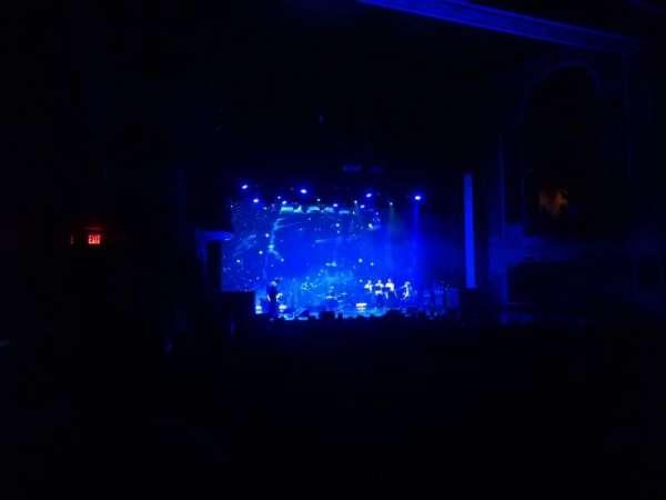 Lincoln Theatre, sección: Left ORCH, fila: W, asiento: 15