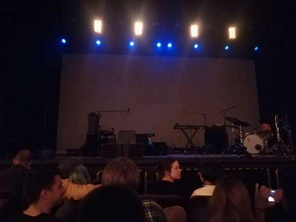 Hippodrome Theatre, sección: CORCH, fila: C, asiento: 104