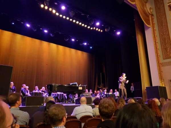 Lincoln Theatre, sección: Orchestra Left A-K, fila: C, asiento: 5