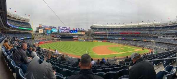 Yankee Stadium, sección: 227A, fila: 10, asiento: 5