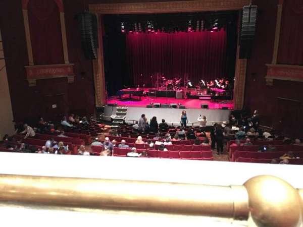 Bergen Performing Arts Center, sección: Mezzanine C, fila: A, asiento: 110