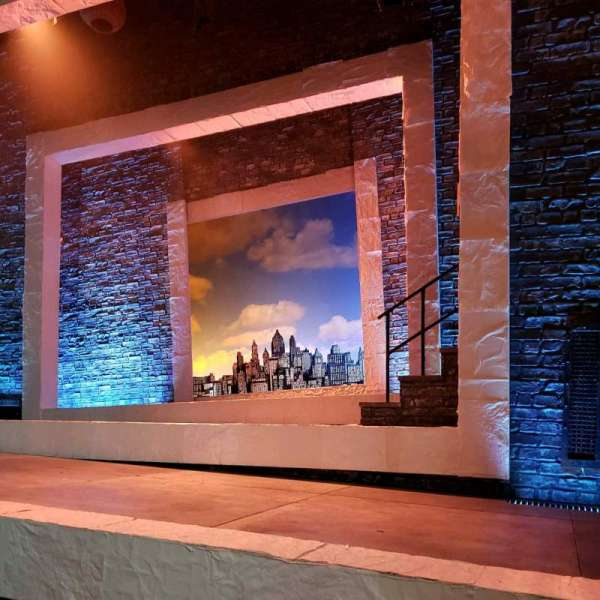 Tony Kiser Theatre, sección: Orch, fila: A, asiento: 111