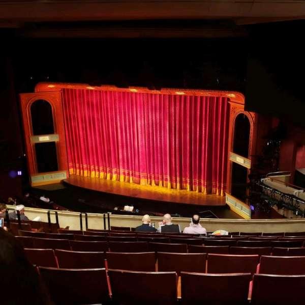 Marquis Theatre, sección: Mezzanine R, fila: K, asiento: 18