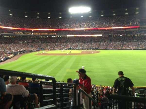Turner Field, sección: 239, fila: 5, asiento: 1