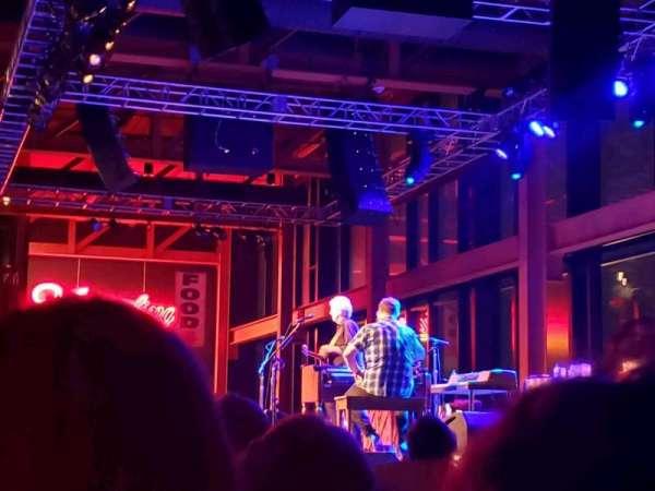 Musikfest Cafe, sección: 500, fila: H, asiento: 16