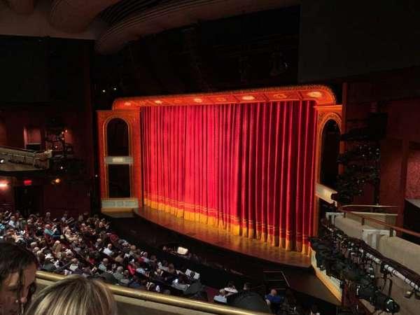 Marquis Theatre, sección: Mezzanine R, fila: B, asiento: 22