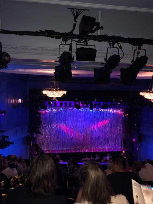 Hayes Theater, sección: Mezzanine C, fila: J, asiento: 112