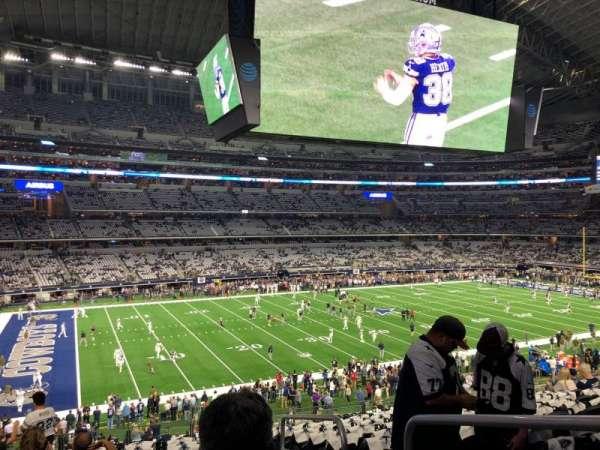AT&T Stadium, sección: C239, fila: 12, asiento: 1