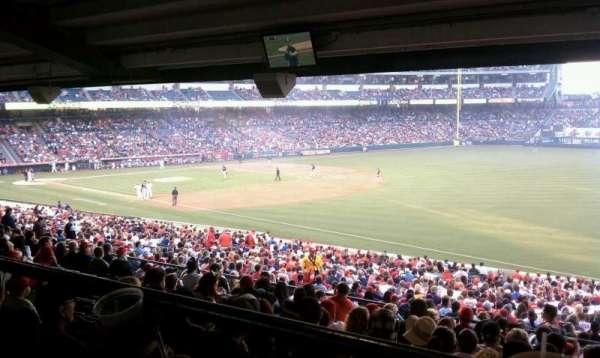 Angel Stadium, sección: T228, fila: handicap, asiento: 5