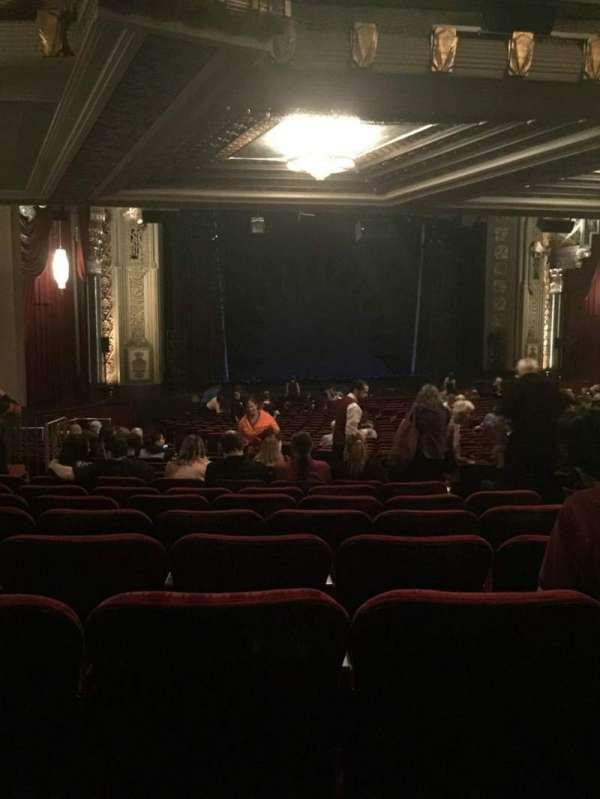 Hollywood Pantages Theatre, sección: Orchestra L, fila: VV, asiento: 13