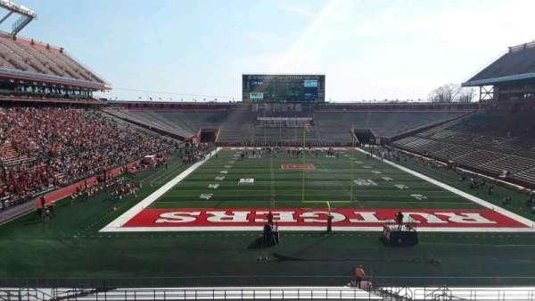 High Point Solutions Stadium, sección: 116, fila: 38, asiento: 14