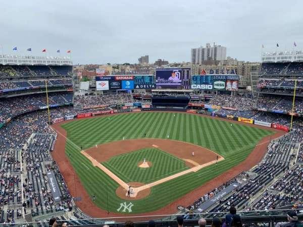 Yankee Stadium, sección: 420a, fila: 7, asiento: 14