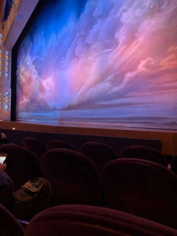 Eugene O'Neill Theatre, sección: Orchestra Right, fila: D, asiento: 14