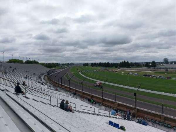 Indianapolis Motor Speedway, sección: 13, fila: AA, asiento: 13