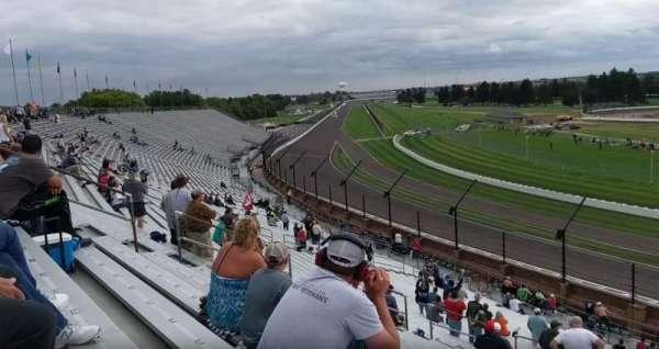 Indianapolis Motor Speedway, sección: 13, fila: QQ, asiento: 20