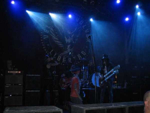 The Joint at Hard Rock Las Vegas, sección: GA, fila: Baracade