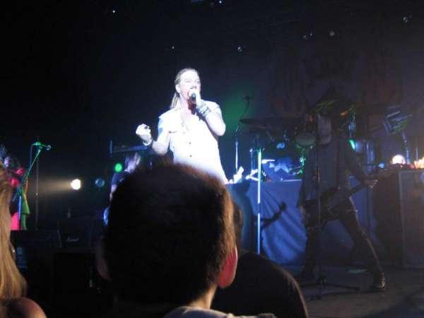 The Joint at Hard Rock Las Vegas, sección: GA