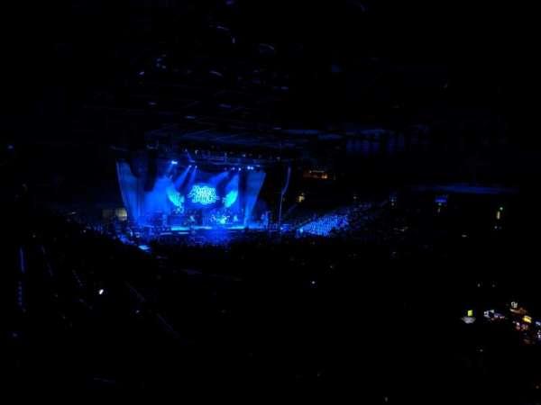Budweiser Events Center, sección: N, fila: 17, asiento: 21