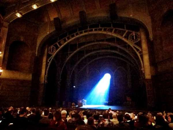 Lyric Theatre, sección: Orchestra R, fila: M, asiento: 18