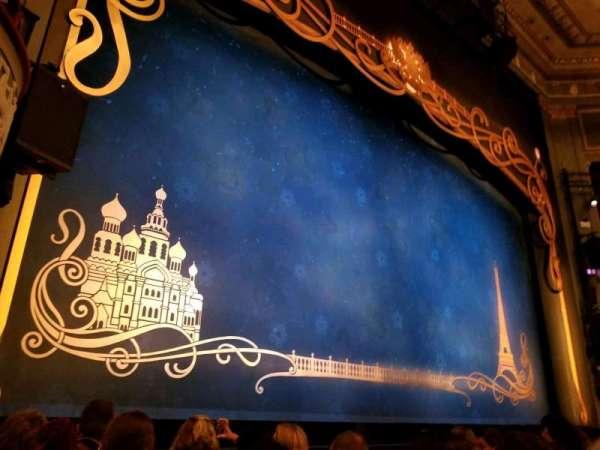 Broadhurst Theatre, sección: Orchestra L, fila: E, asiento: 5