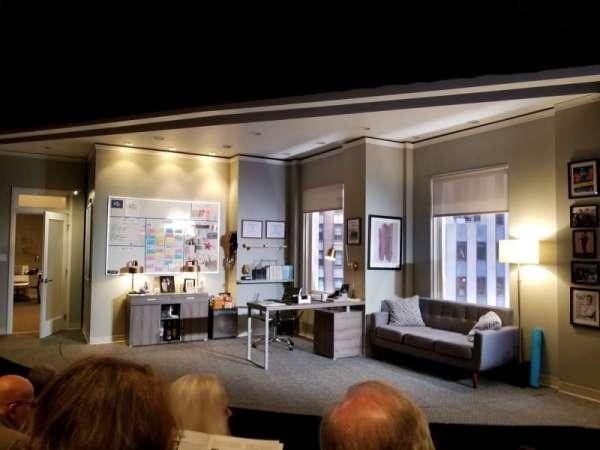Kirk Douglas Theatre, sección: Main, fila: D, asiento: 115