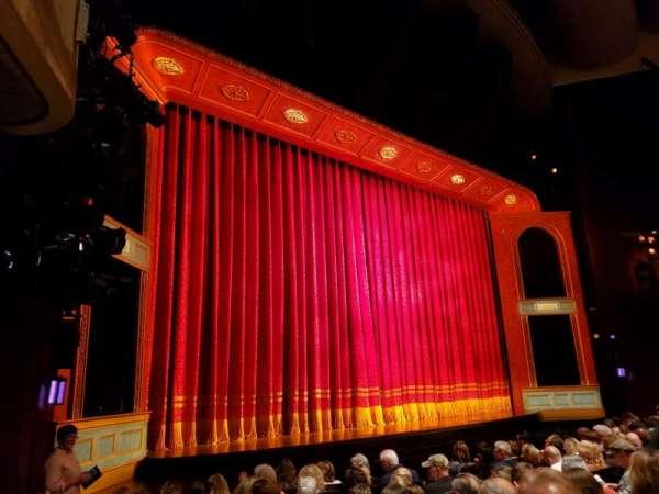 Marquis Theatre, sección: Orchestra L, fila: J, asiento: 15