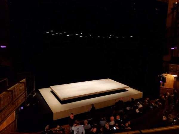 Ethel Barrymore Theatre, sección: Front Mezzanine L, fila: A, asiento: 11