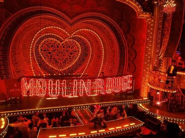 Al Hirschfeld Theatre, sección: Mezzanine C, fila: A, asiento: 115