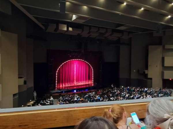 Music Hall at Fair Park, sección: G-Bal, fila: C, asiento: 11