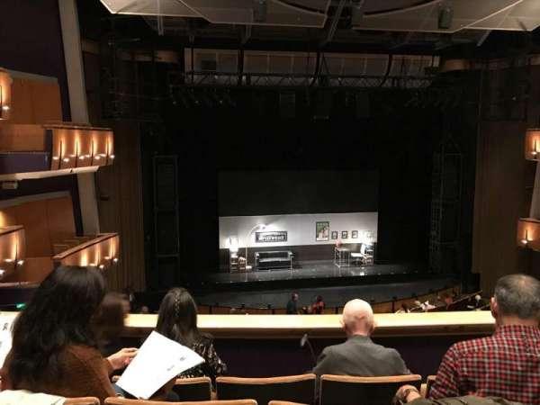 Ahmanson Theatre, sección: Mezz, fila: D, asiento: 36