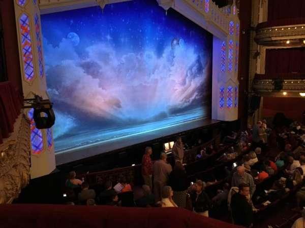 CIBC Theatre, sección: Dress Circle Box 1, fila: C, asiento: 205