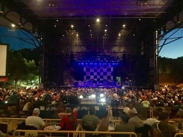 Jiffy Lube Live, sección: 203, fila: 3C, asiento: 3