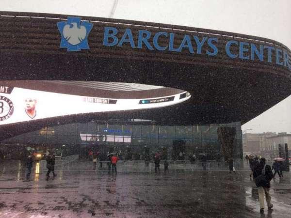 Barclays Center, sección: Main Entrance