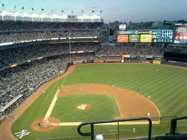 Yankee Stadium, sección: 417, fila: 5, asiento: 1