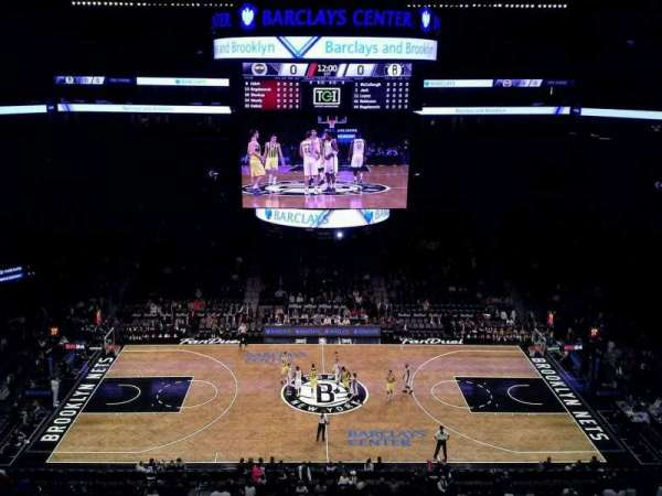 Barclays Center, sección: 225, fila: 1, asiento: 1
