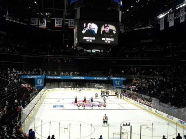 Barclays Center, sección: 117, fila: 5, asiento: 1