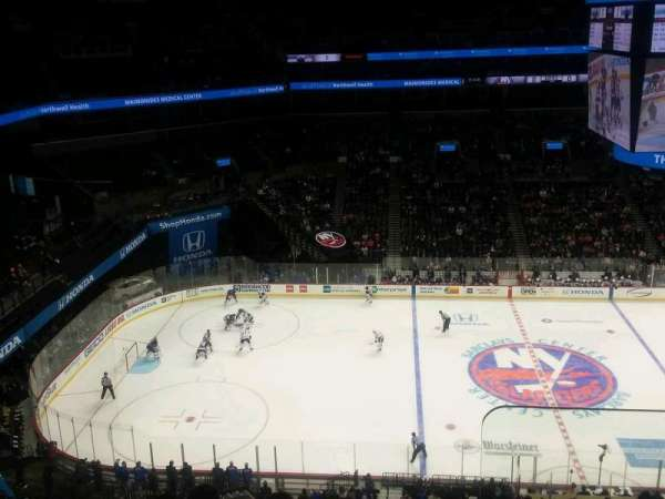 Barclays Center, sección: 226, fila: 8, asiento: 1