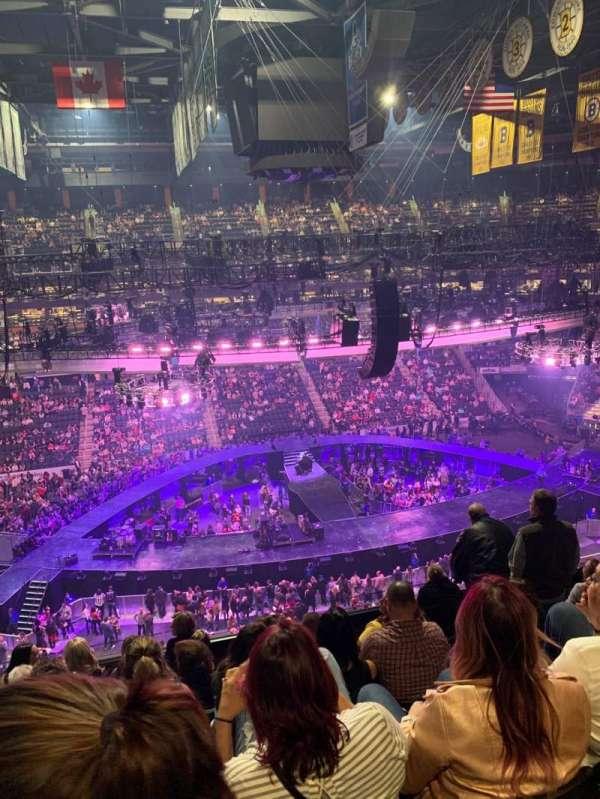 TD Garden, sección: Bal 302, fila: 7, asiento: 7