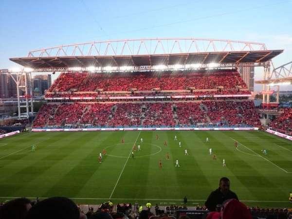 BMO Field, sección: 223, fila: 15, asiento: 2