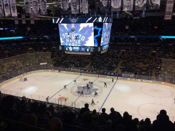 Scotiabank Arena, sección: 308, fila: 9, asiento: 5