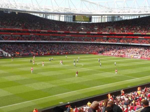 Emirates Stadium, sección: Block 66, fila: 8, asiento: 577