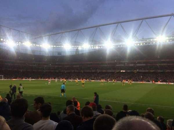 Emirates Stadium, sección: Block 31, fila: 8, asiento: 964