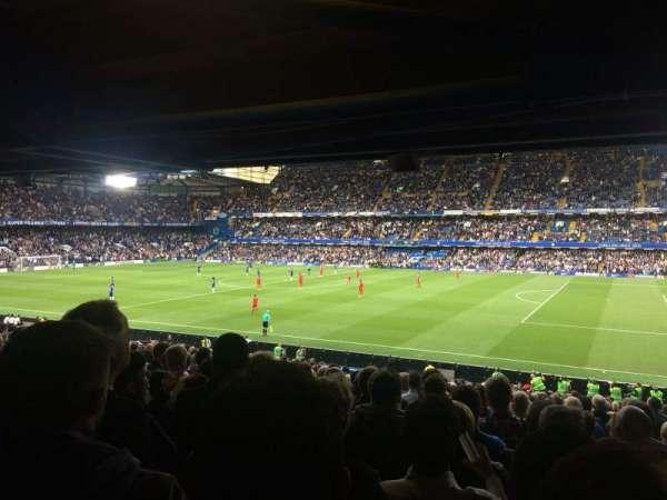 Stamford Bridge, sección: 1, fila: 35, asiento: 0020