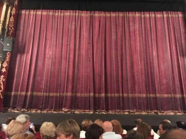 Teatro Liceo, sección: Main, fila: 6, asiento: 8