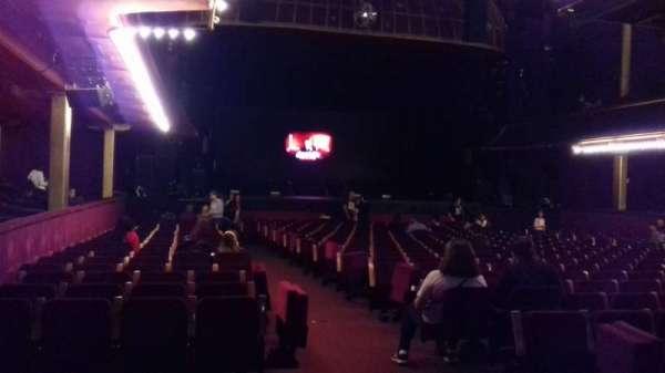 Casino de Paris, sección: LOGE LG19, asiento: 3