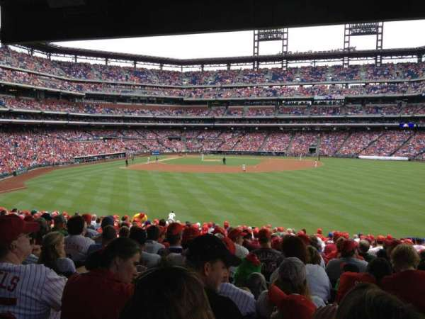 Citizens Bank Park, sección: 104