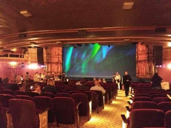 St. James Theatre, sección: Orchestra, fila: S, asiento: 2