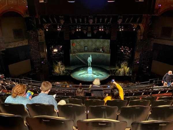 Studio 54, sección: Rear Mezzanine C, fila: KK, asiento: 206
