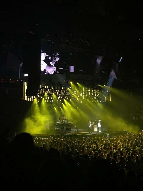TD Garden, sección: LOGE 12, fila: 9, asiento: 3